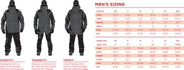 Bonfire Snow Pants Size Chart Mens And Womens Size Guides Bonfire Outerwear