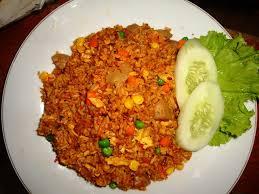 Image result for nasi goreng sayur