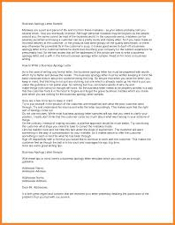 Letter Of Apology Example Apology Letter Example Good Resume Examples 9