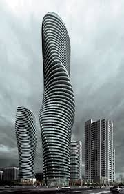 The Absolute Towers - one of the best tall buildings