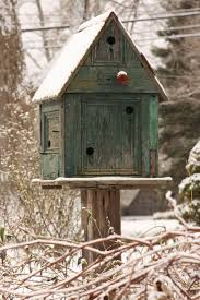 Rustic Birdhouses 198 Best Birdhouses And Outhouse Images On Pinterest