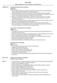 Resume Analyzer Optimization Engineer Resume Samples Velvet Jobs 14