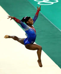 floor gymnastics olympics. ICYMI: Here\u0027s What Simone Biles\u0027 Gold-Medal Floor Routine Looked Like Gymnastics Olympics E