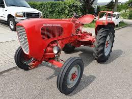 wheel tractor gÜldner spessart a2ks