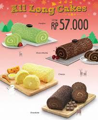 Breadtalk Promo All Long Cake Harga Spesial Hanya Rp 57000