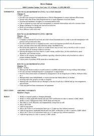 Field Marketing Representative Resume Kantosanpo Com
