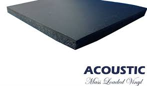 mass loaded vinyl or mvl is a sound barrier blocking material known as a limp mass barrier the material is comprised of two principle ings vinyl