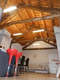 Soffitto In Legno Illuminazione : Abitazione privata illuminazione soffitto legno tesate