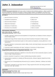 Sample Of Electrician Resumes Journeyman Electrician Resume Samples Journeyman