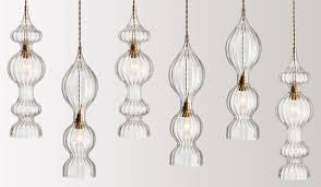 hand blown glass pendant lighting. spindlependantgroup_bg_01 hand blown glass pendant lighting p
