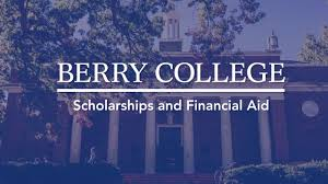 Hope Scholarship Chart Berry College Scholarships And Financial Aid