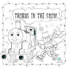 Coloring Pages Trains Thomas Train Coloring Pages The Train Coloring