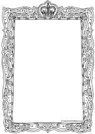printable frame templates 2 rows 2 columns a printable picture frame frame printable picture