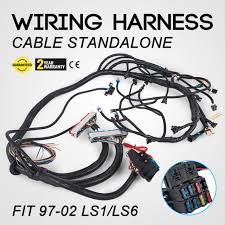 ls1 standalone wiring harness ls1 standalone wiring harness with Standalone Engine Harness 1997 2002 dbc ls1 standalone wiring harness with t56 or non electric ls1 standalone wiring harness