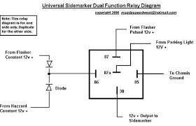 micro relay wiring diagram wiring diagrams Electric Fuel Pump Relay Wiring at Micro Relay Wiring Diagram