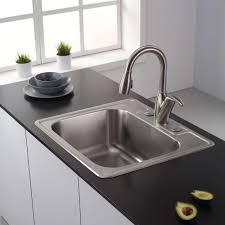 overmount kitchen sink fresh mesmerizing best stainless steel kitchen sinks 25 sink reviews