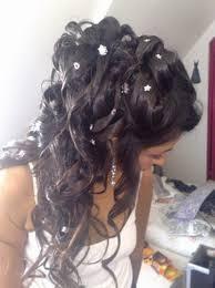 Mariage Cheveux Longs