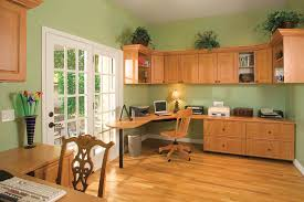 building a home office.  office a beautiful home office with a view to building d
