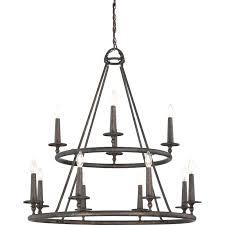 candle style chandelier modern bennington