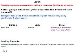 cold war essay question assess the foreign polices of three cold  4 jfk