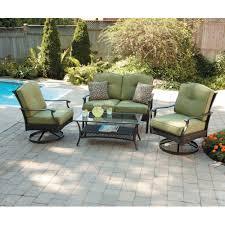 better homes and gardens providence 4 piece patio conversation set com