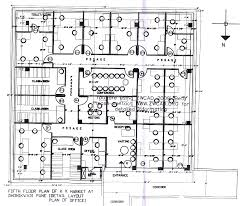 shared office layout. KK Market BizIntegrated Office Layout Shared