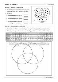 Venn Diagram Math Problems Pdf Math Worksheet Grade Venn Diagram Worksheets Pdf Word Problem 4th