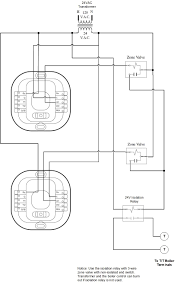 taco zone valves wiring diagram and ecobee3 lite with 3 wire zone 3 Wire Diagram taco zone valves wiring diagram and ecobee3 lite with 3 wire zone valves jpg 3 wire diagram electric