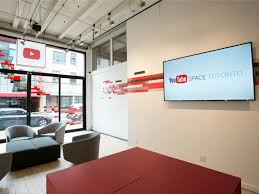 office space you tube. Taking A Look Inside Google\u0027s New Special \u0027space\u0027 For Toronto YouTubers | Financial Post Office Space You Tube