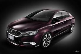 Citroen DS 5LS Sedan is Primed for China, Pictures & Details ...