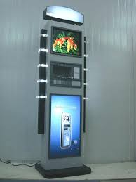 Cell Phone Vending Machine Locations Impressive Solar Cell Phone Charging Kiosk Marketing Projects Pinterest