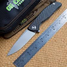 DICORIA YI CLAW M390 blade <b>ball</b> bearing Flipper folding knife ...