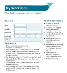 work plan examples 17 sample work plans in google docs ms word pages pdf