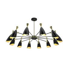 lighting 10 contemporary lighting pieces for your living room duke 12 suspension lamp featured