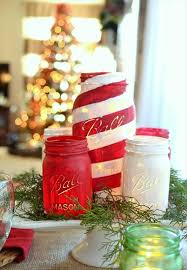 Ideas For Decorating Mason Jars For Christmas 100 Mason Jar Decor Centerpiece Ideas DIY to Make 34