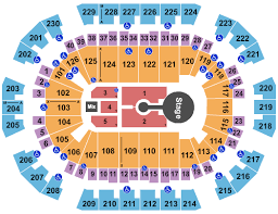 Save Mart Center Seating Chart Fresno