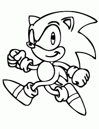 Small Picture Sonic The Hedgehog Coloring Pages To Print Ipad Coloring Sonic The