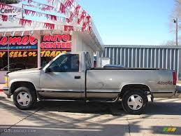 1998 Pewter Metallic Chevrolet C/K K1500 Regular Cab 4x4 #2747275 ...