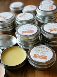homemade lip balm diy gifts everything