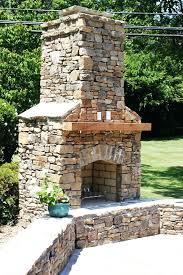 outdoor fireplace brick plans free construction designs australia