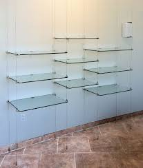 ceiling hanging shelves kitchen kitchen shelf glass on stainless with regard to hanging glass shelves from