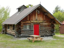Small Picture Log Cabins