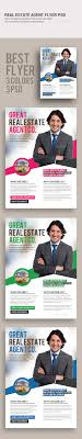 real estate agent flyer by graphicforestnet graphicriver real estate agent flyer corporate flyers