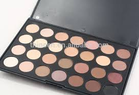 trade urance pro 28 color neutral eyeshadow palette makeup kit set cosmetics box