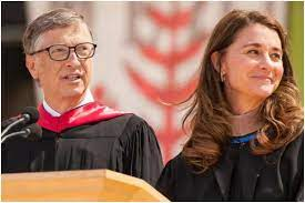 Bill Gates divorces Melinda after 27 years of marriage, says - can't walk  together now - Stuff Unknown