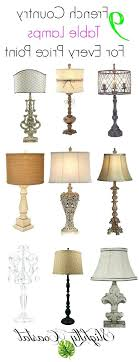 french inspired lighting. French Country Lamps Photo 1 Of 6 Style Table Living Room 9 . Inspired Lighting