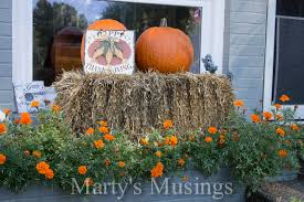 Outdoor Decorating For Fall Easy Fall Home Decor