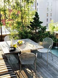 small balcony furniture gardens