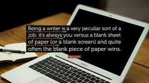 quotes about writing quotefancy quotes about writing being a writer is a very peculiar sort of a job