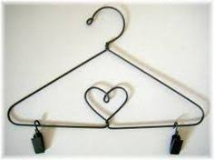 Wire Quilt Hanger Clip - A wire hanger clip, to attach your mini ... & Wire Quilt Hanger Clip - A wire hanger clip, to attach your mini quilt to  the wire hanger as an alternative to mini wooden pegs. Measures 1 1/2